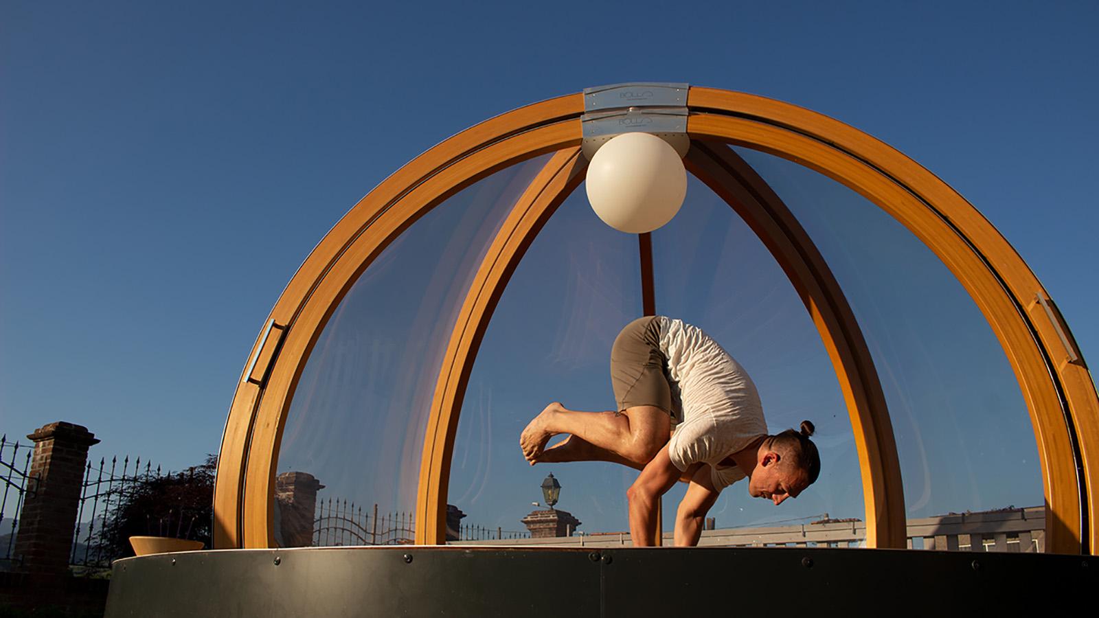 yoga e bolla