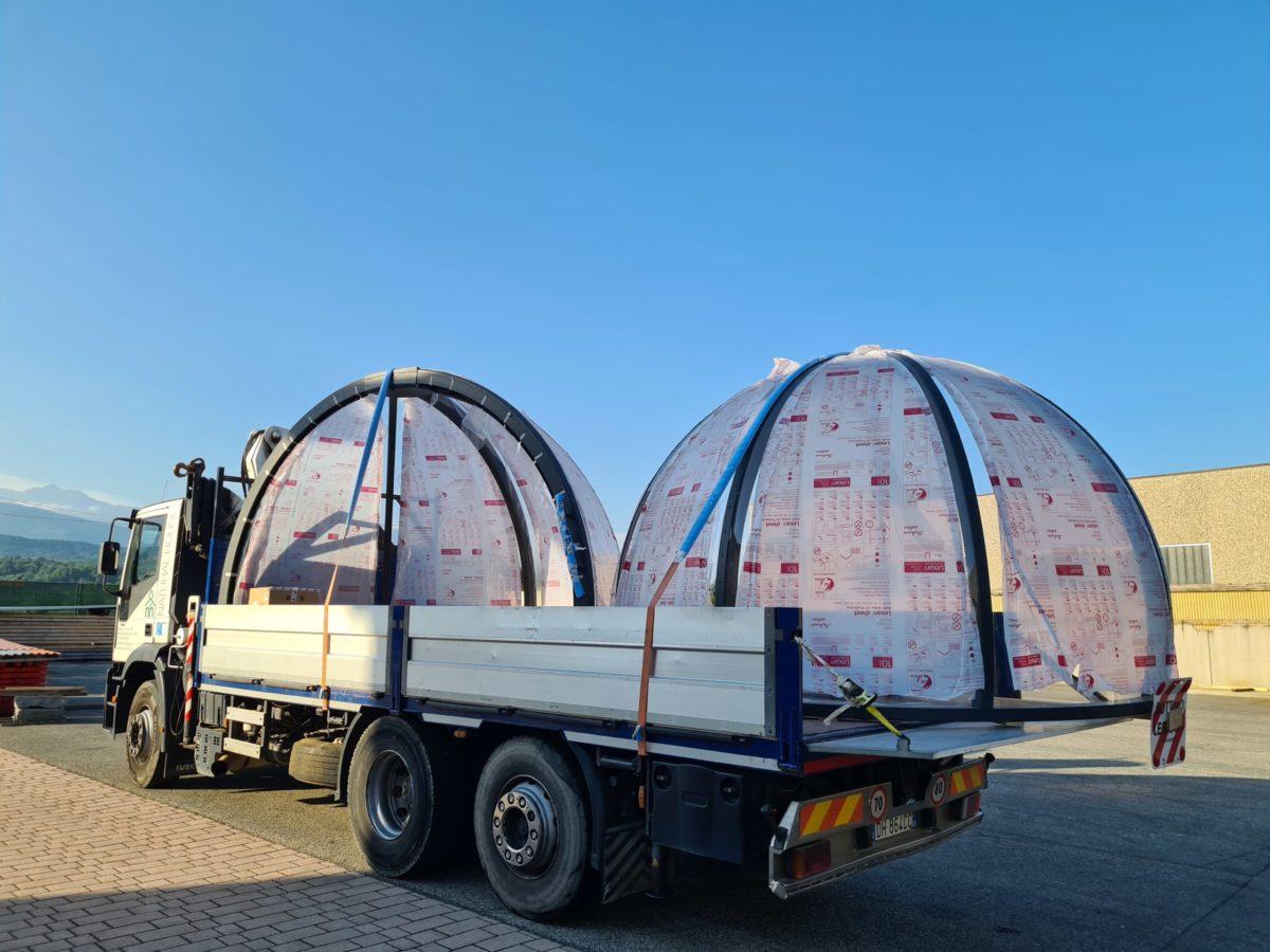 trasporto bolla